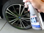 Sonax Full Effect worked effortlessly at removing brake dust from some well enjoyed miles.