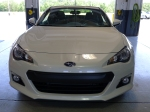 BRZ after wash and gloss detail
