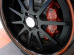 Wheels and Calipers Treated with 22ple
