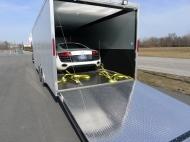 Audi R8 arrival
