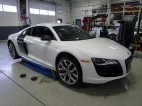 R8 is getting ready for a change