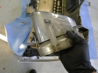 Exhaust Tip Removal