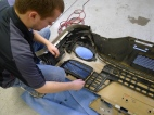 Removing Rear Trim Pieces