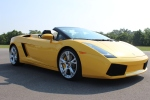 Finished Lamborghini Gallardo