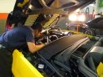 Engine Detailing Process