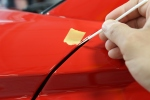 Touch up, Rosso Corsa
