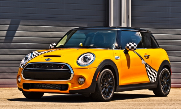 Mini Cooper S coated in 22PLE ZX Mistico Elemento