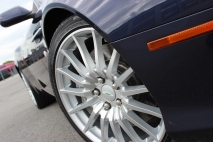 Wheels Coated in Ceramic Pro